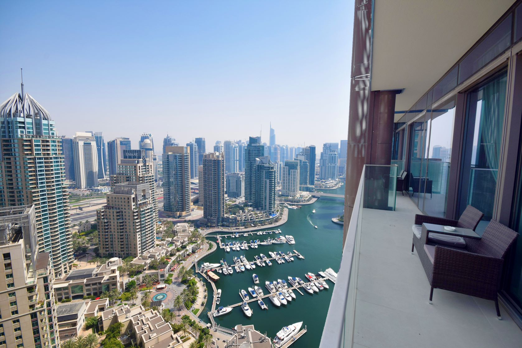 Dubai Marina Kennedy Towers