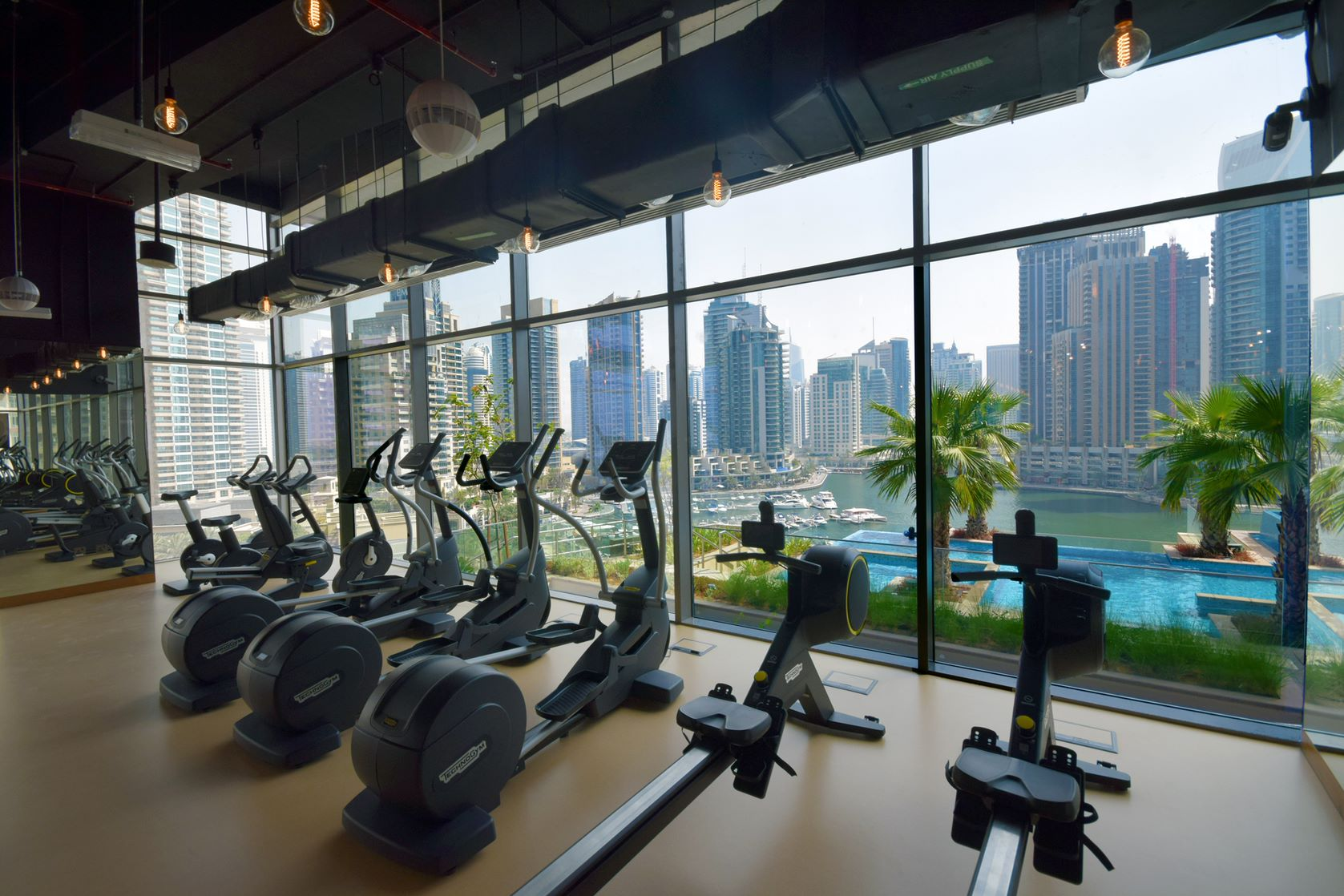 Kennedy Towers Dubai Marina Amenities